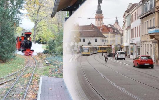Karlsruhe in Germany Review Reveals an Excellent Transit System