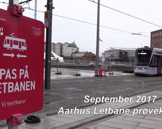 Aarhus in Denmark is Finally getting their Train-Tram service
