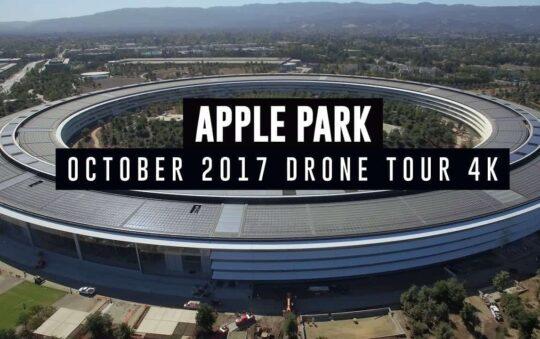 Critics regarding Apple Park by citizens in Cupertino, USA