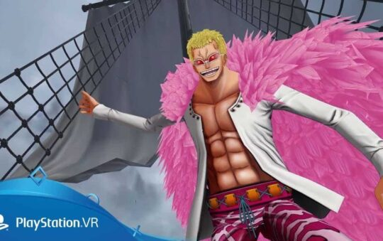 Experience VR at its best with One Piece Grand Cruise for PlayStation VR