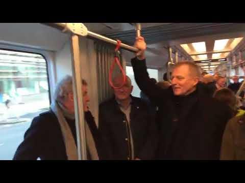 It is Official! Aarhus light rail tram Network opening happened Yesterday