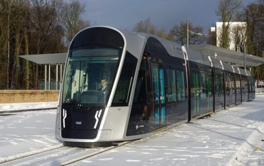 Return of Tram in Luxembourg and Massive Tram and Metro Updates