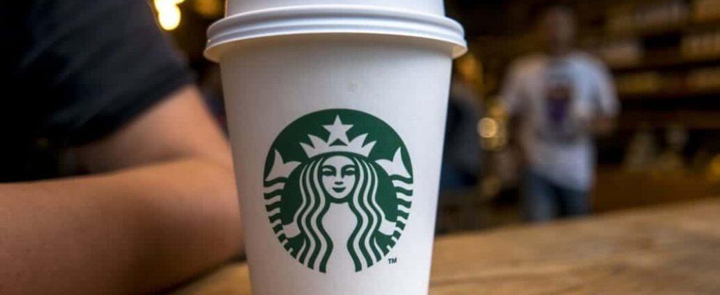 Starbucks in China