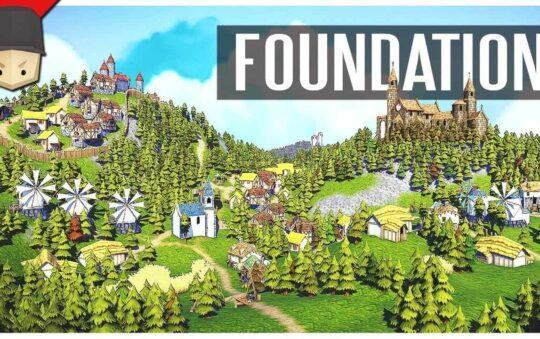 Foundation – a great Sandbox building game