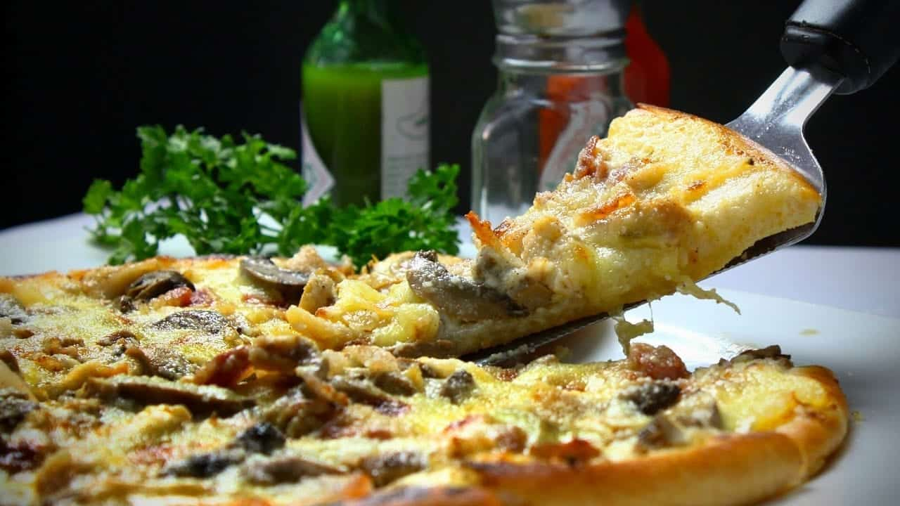 Become Healthy by Eating Pizza For Breakfast