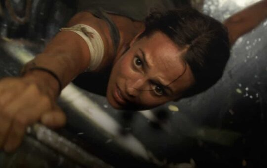 Tomb Raider movie is back Everywhere with a Scandinavian Touch