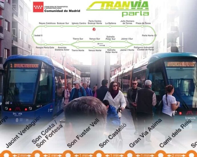 Amazing Unknown Transit Systems Revealed in Spain