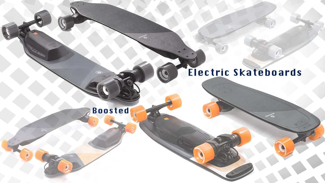 Electric skateboard models Pre-Order in America by Boosted goes Viral