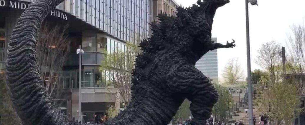 Godzilla's Child is Back