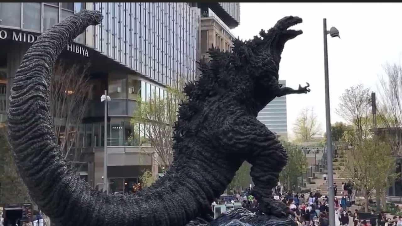 Godzilla's Child is Back