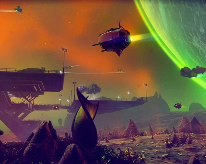 No Man's Sky is Getting the biggest Update