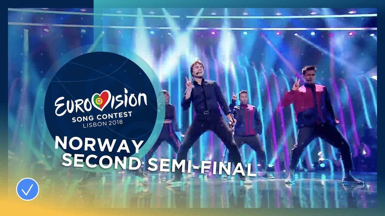 Alexander Rybak is going to the final and may win Eurovision Song Contest for 2nd time