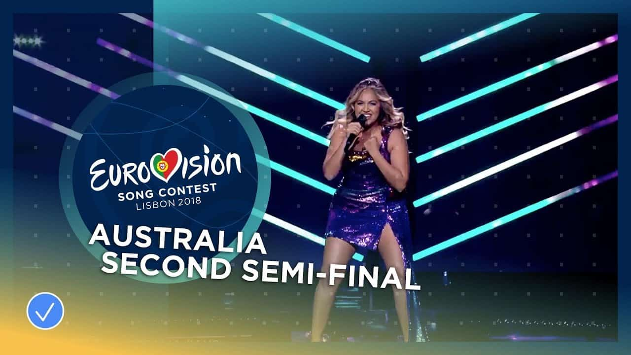 Eurovision Song Contest 2018 Finalists