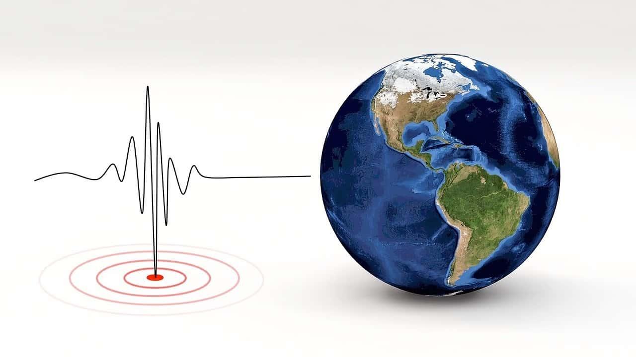 earthquake distrita report