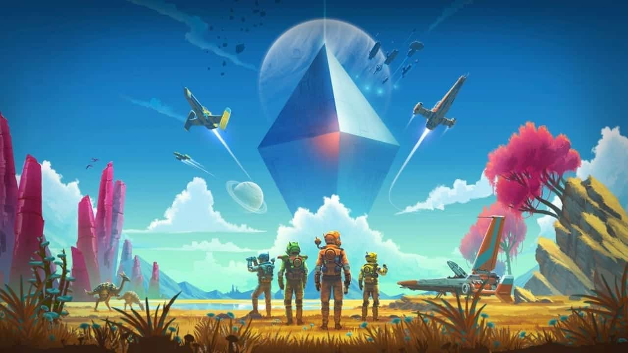 No Man's Sky Next Update