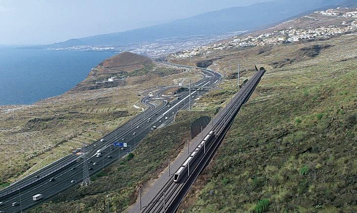 Tranvia de Tenerife Tram Extension