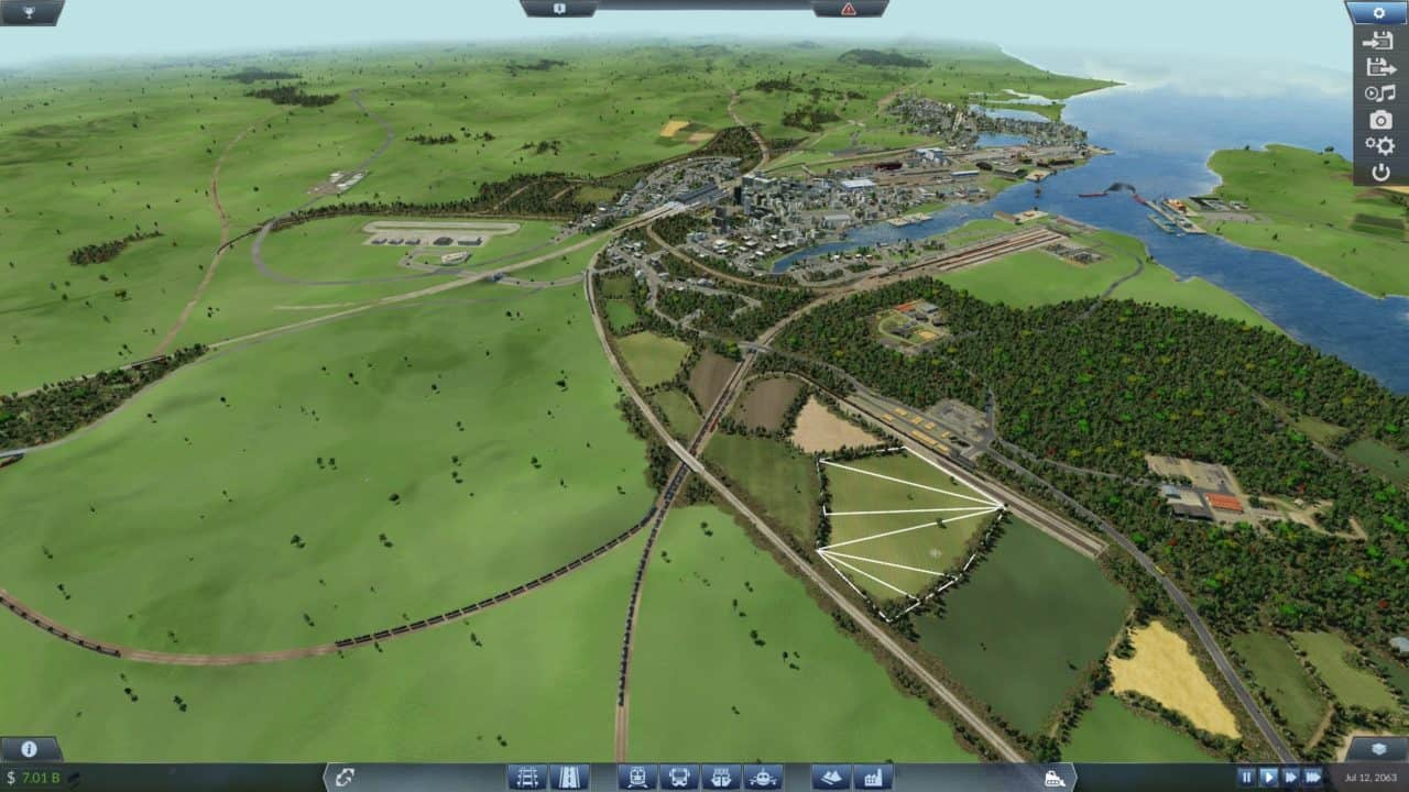 Performance Patch Released for Transport Fever 1