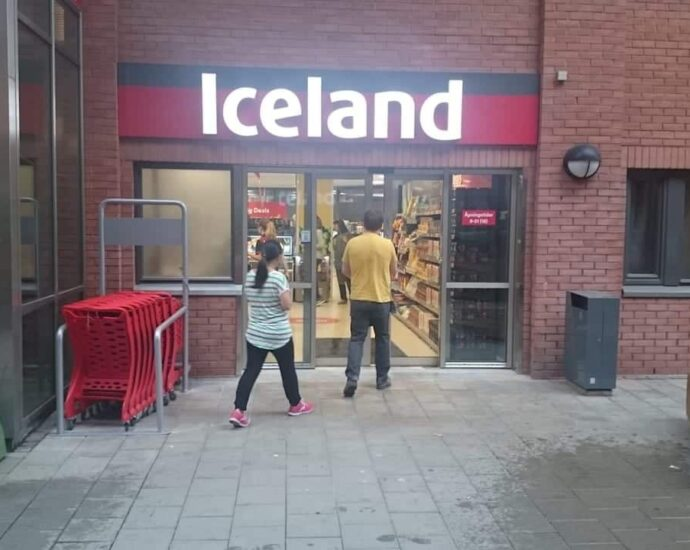 Iceland Foods Opened its First store in Norway