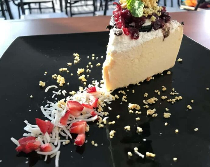 Red Fruit Cheesecake Recipe, Food Website Ideas