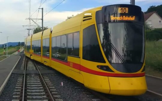 Switzerland Launches Cross Border Light Rail Network to France and Germany