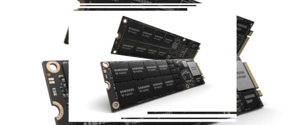 Samsung Introduction of 8TB SSD
