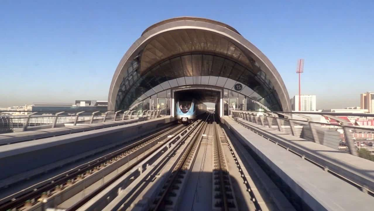 Green Metro Line opens in Dubai improves its Public Transportation