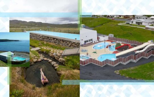 5 Charming Swimming Pools and Hot Tubs in Iceland