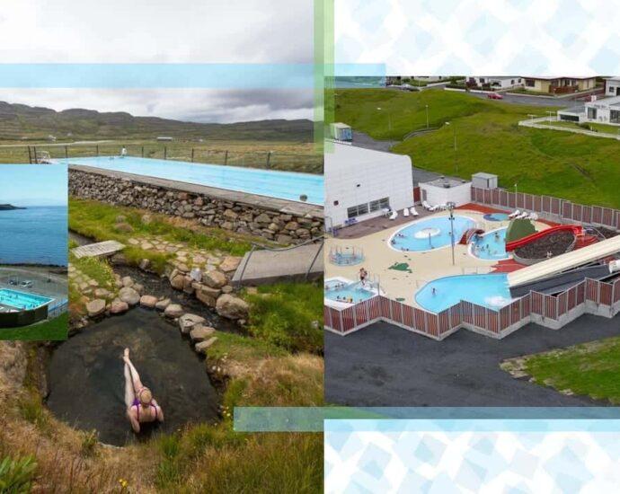 Icelandic swimming pools revealed