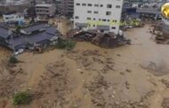 Japanese landslides rises to more than 157 deaths in Japan is getting critical
