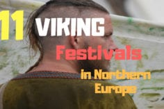 viking festivals in Northern Europe