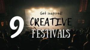Creative Festivals