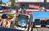 World's shortest Tram Line in Gmunden, will become much Longer Very Soon