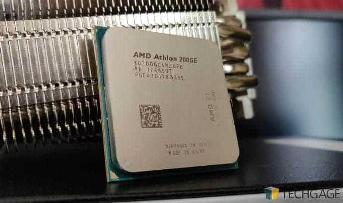 AMD Announcing New Consumer and Commercial Desktop Processors 1
