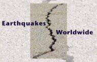Magnitude-5.6 Earthquake in South Western Region of Australia