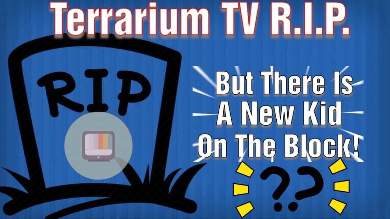 Now it's over for Terrarium TV!