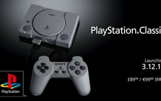 PlayStation Classic will be a Nice Christmas gift to give This Year