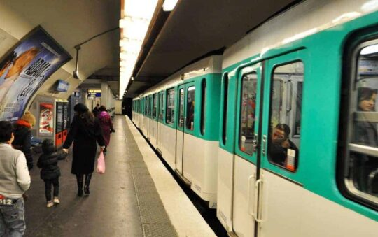 Paris is Constructing a New Metro Line 16 in the East