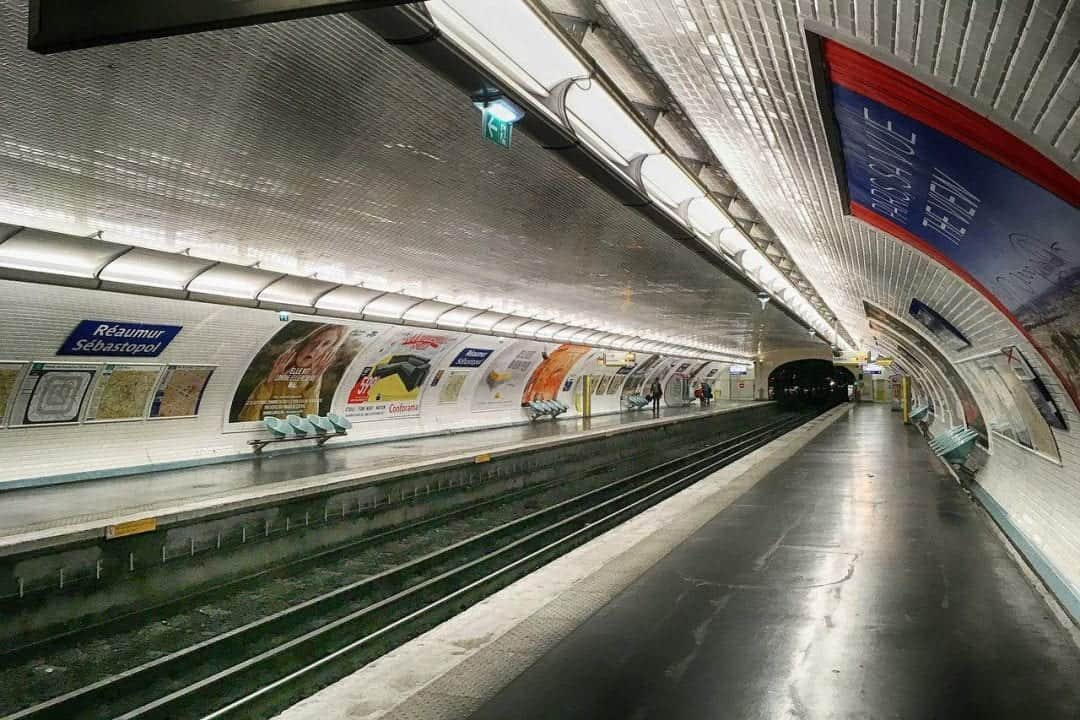 Paris Metro Filler, Paris is now Constructing a New Metro Line 16 in the East