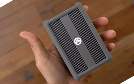 Ethernet adapter brings Gigabit speed networking to MacBook Pro