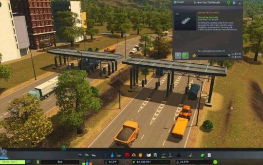Play the Norwegian government in Cities Skylines