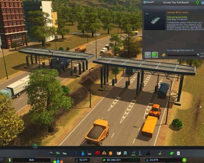 Now you can Play the Norwegian government in Cities Skylines Industries