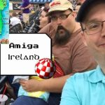 Voyage across the Atlantic from Wonderful West Virginia to Amiga Ireland