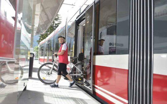 Good News for Gmunden Traunseetram Light Rail in December 2019