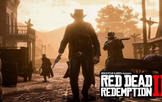 One of the Most Convincing Open World Game Ever is Red Dead Redemption 2