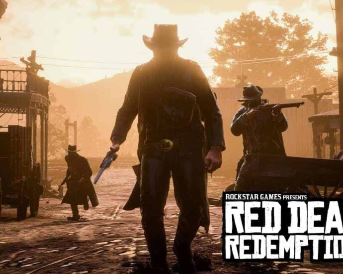 Open World Game Ever is Red Dead Redemption 2
