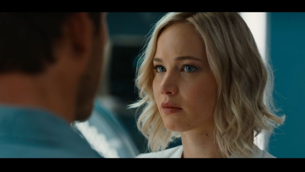 Passengers is a Remarkable Sci-Fi Love Story
