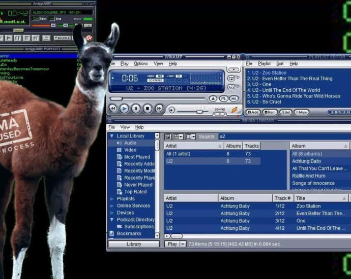 World's Best Mediaplayer WinAMP is Back with Full Nostalgia for Windows