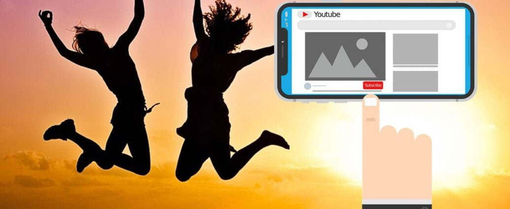 YouTube Subscribe Increase the possibility with a 'Subscribe' button Soon