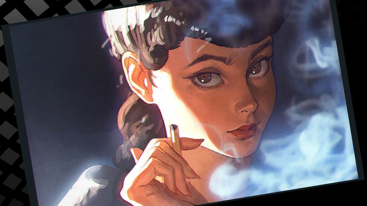 Blade Runner Anime Adult Swim
