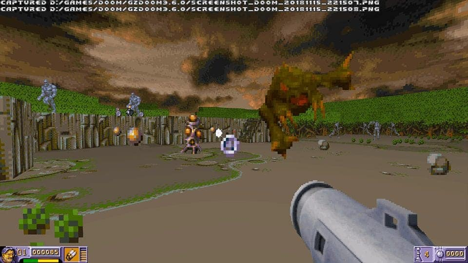 Amiga Classic The Chaos Engine Transformed
